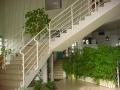 hall de bâtiment d'accueil